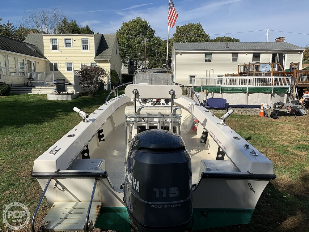 2001 C-Hawk boat for sale, model of the boat is 21 & Image # 7 of 40