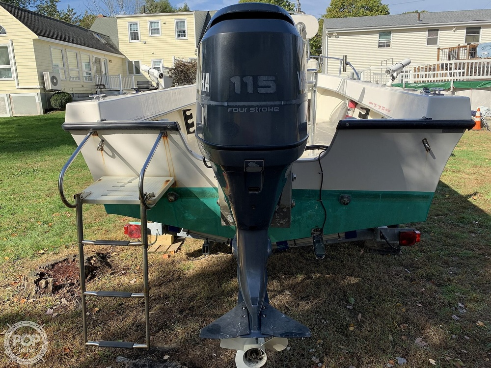2001 C-Hawk boat for sale, model of the boat is 21 & Image # 19 of 40