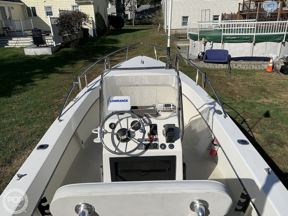2001 C-Hawk boat for sale, model of the boat is 21 & Image # 3 of 40