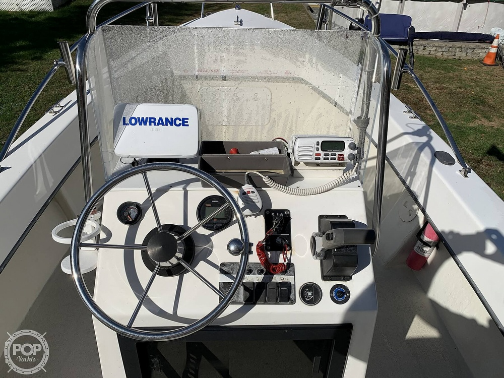 2001 C-Hawk boat for sale, model of the boat is 21 & Image # 5 of 40