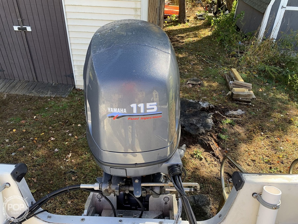 2001 C-Hawk boat for sale, model of the boat is 21 & Image # 20 of 40