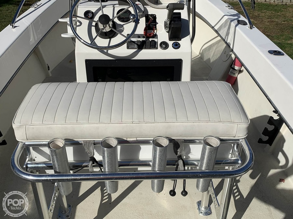 2001 C-Hawk boat for sale, model of the boat is 21 & Image # 13 of 40