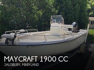 Used Maycraft Boats For Sale by owner | 2010 Maycraft 1900 cc