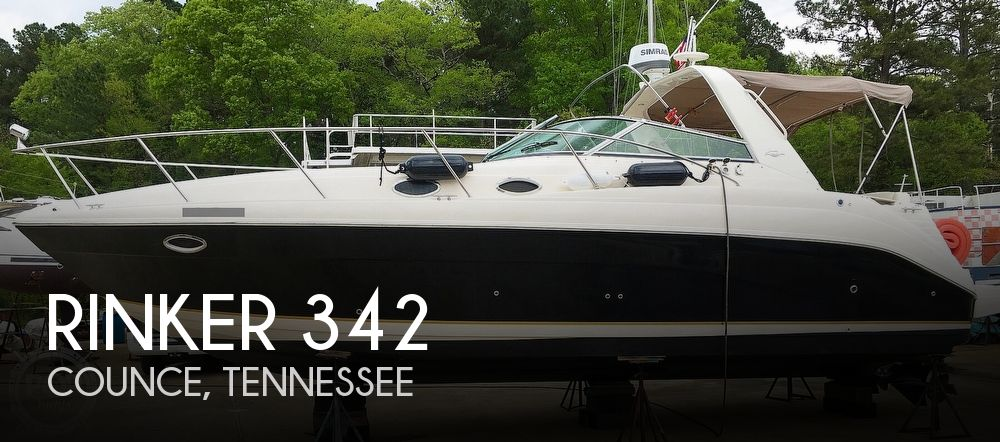 Used Rinker 342 Boats For Sale by owner | 2004 Rinker 342 Fiesta Vee