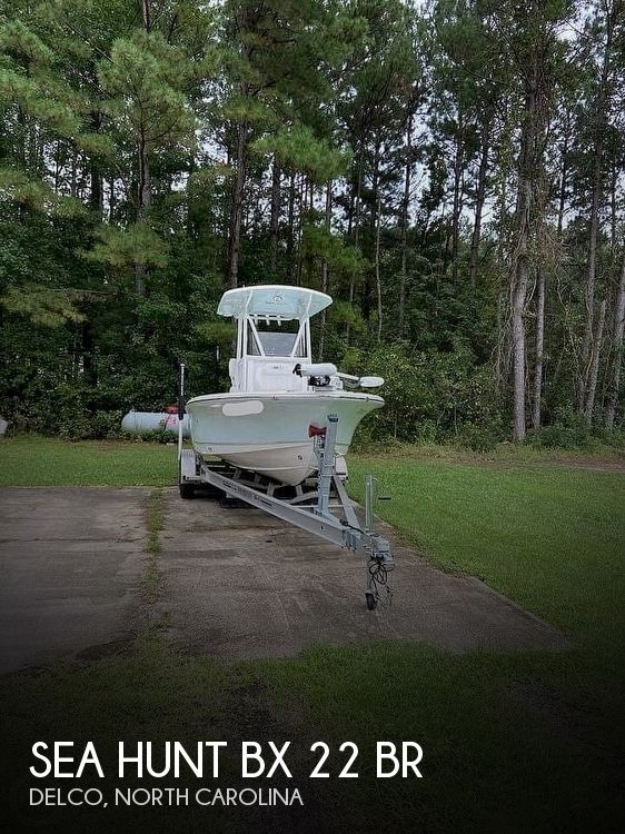 Used Sea Hunt BX 22 BR Boats For Sale in North Carolina by owner | 2019 Sea Hunt BX 22 BR