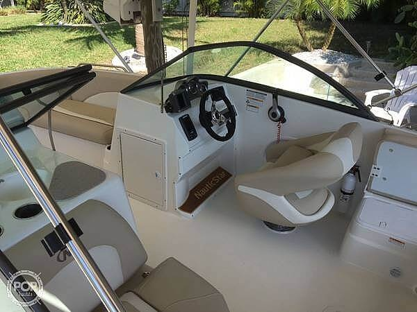 2017 Nautic Star boat for sale, model of the boat is 203DC & Image # 13 of 41