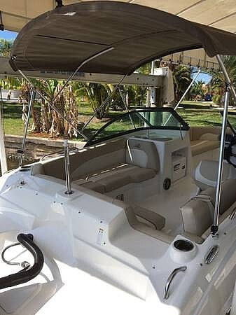 2017 Nautic Star boat for sale, model of the boat is 203DC & Image # 18 of 41