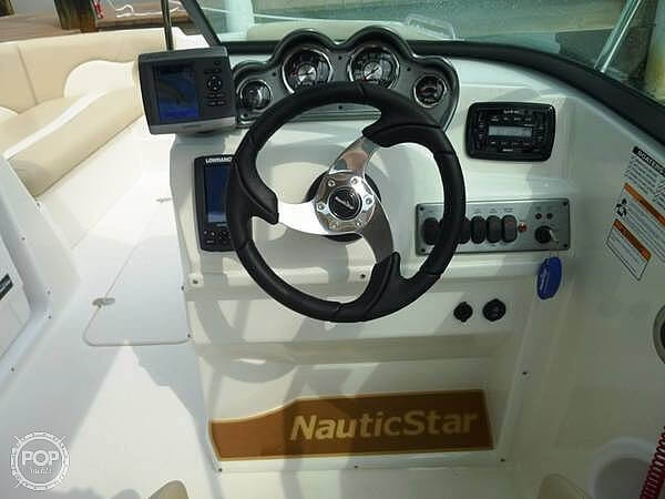 2017 Nautic Star boat for sale, model of the boat is 203DC & Image # 15 of 41