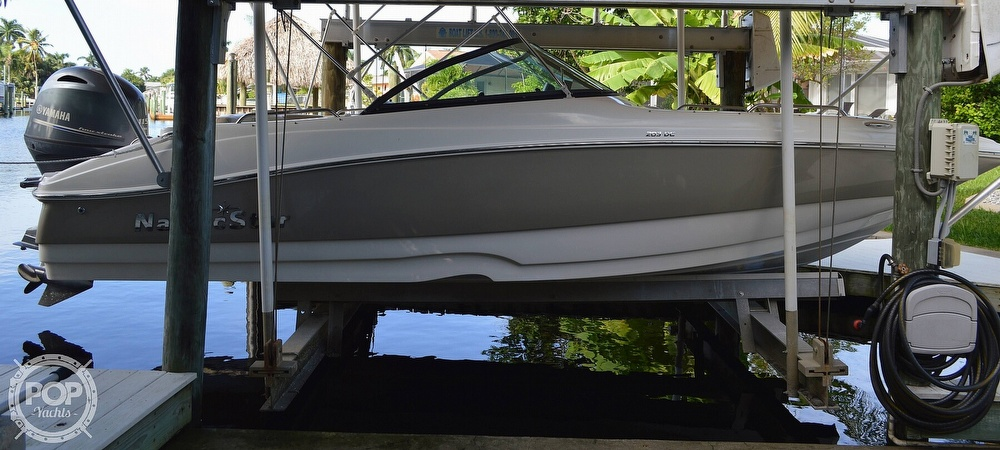 2017 Nautic Star boat for sale, model of the boat is 203DC & Image # 24 of 41