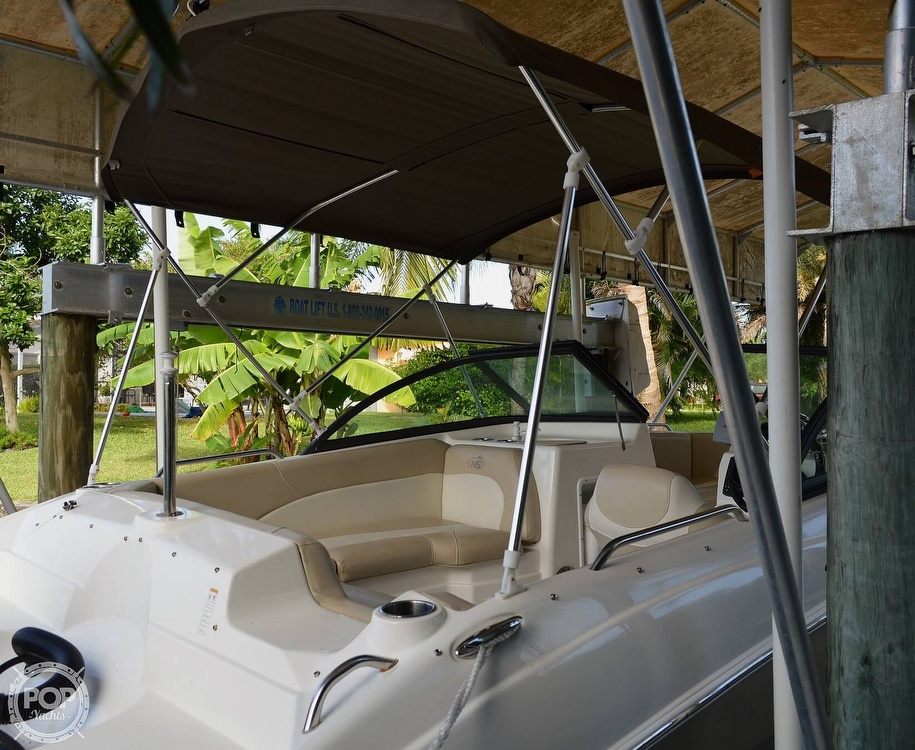 2017 Nautic Star boat for sale, model of the boat is 203DC & Image # 27 of 41