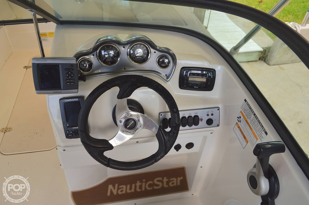 2017 Nautic Star boat for sale, model of the boat is 203DC & Image # 7 of 41