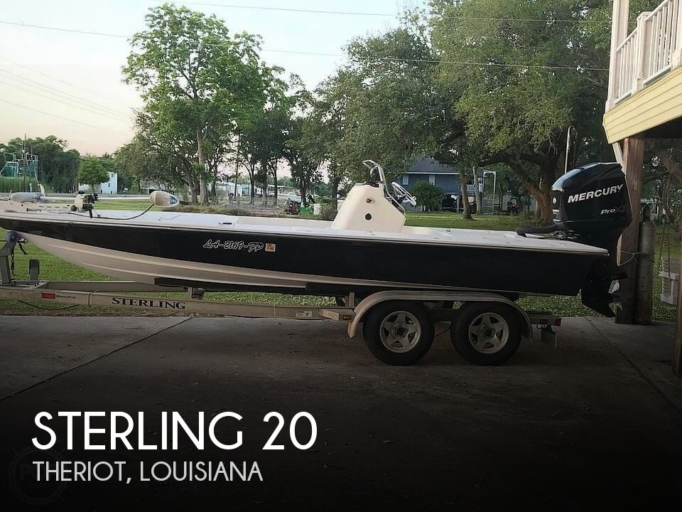 Used Sterling Boats For Sale by owner | 2007 Sterling 20