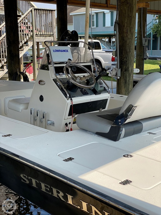2007 Sterling boat for sale, model of the boat is 20 & Image # 9 of 14