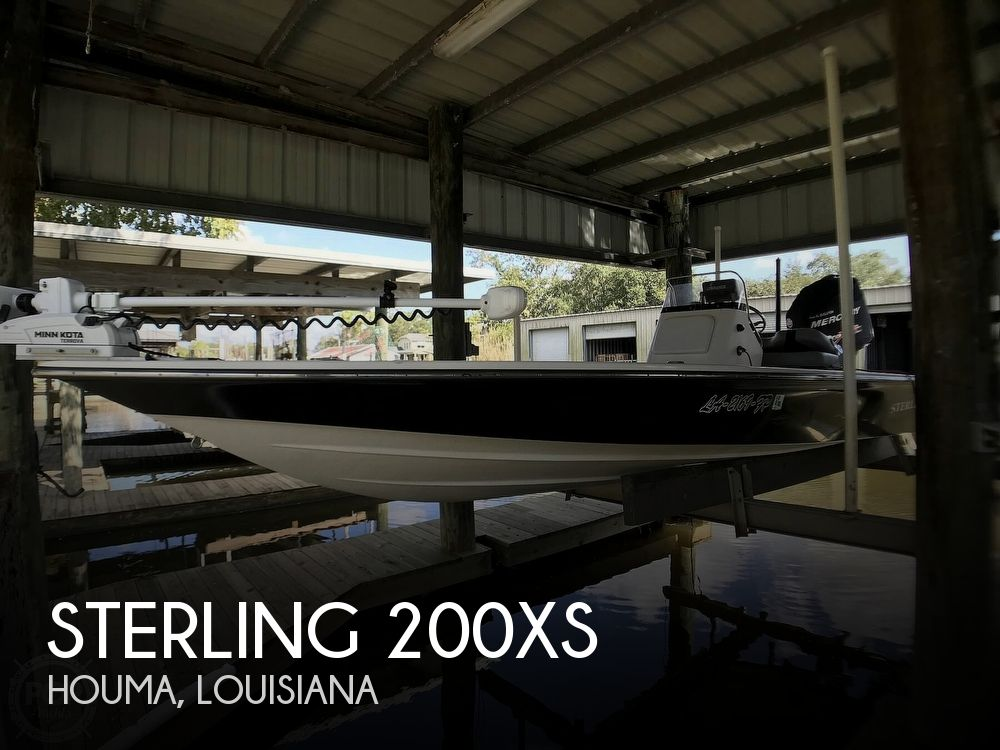 2007 Sterling boat for sale, model of the boat is 220XS & Image # 1 of 40