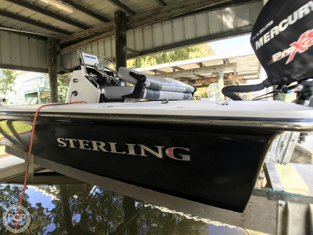 2007 Sterling boat for sale, model of the boat is 220XS & Image # 7 of 40