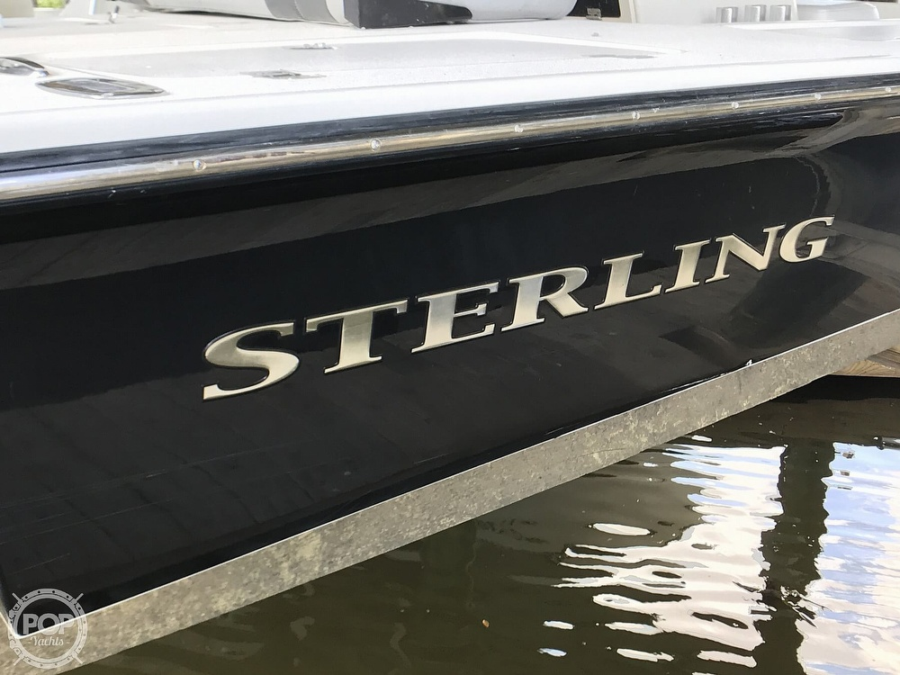 2007 Sterling boat for sale, model of the boat is 220XS & Image # 19 of 40