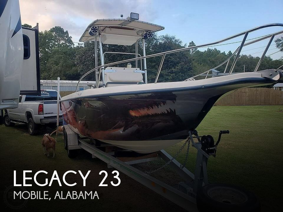 Used Legacy Boats For Sale by owner | 1999 Legacy 23