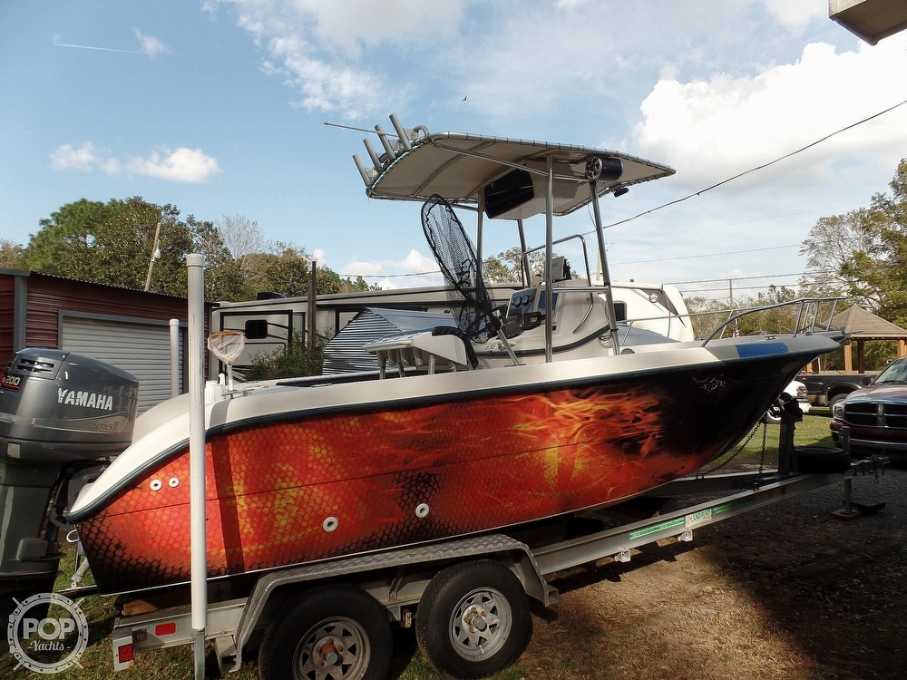 1999 Legacy boat for sale, model of the boat is 230 & Image # 6 of 40