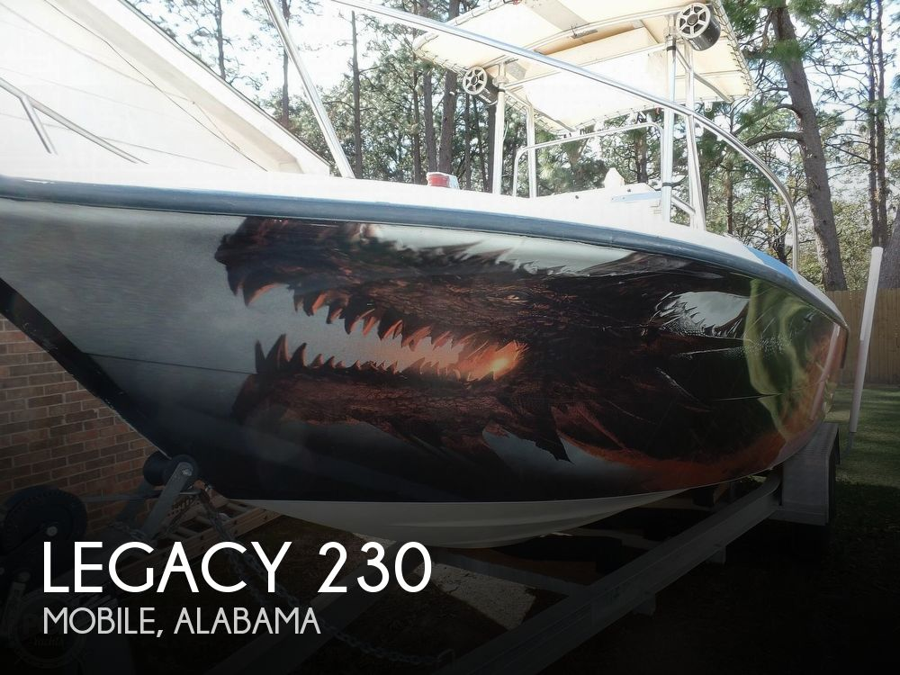 1999 Legacy boat for sale, model of the boat is 230 & Image # 1 of 40