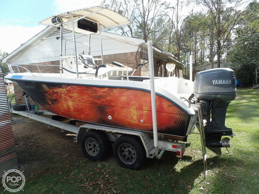 1999 Legacy boat for sale, model of the boat is 230 & Image # 4 of 40