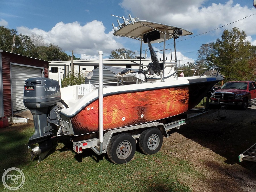 1999 Legacy boat for sale, model of the boat is 230 & Image # 7 of 40