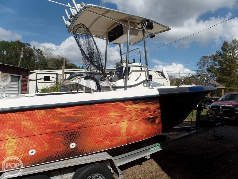 1999 Legacy boat for sale, model of the boat is 230 & Image # 2 of 40