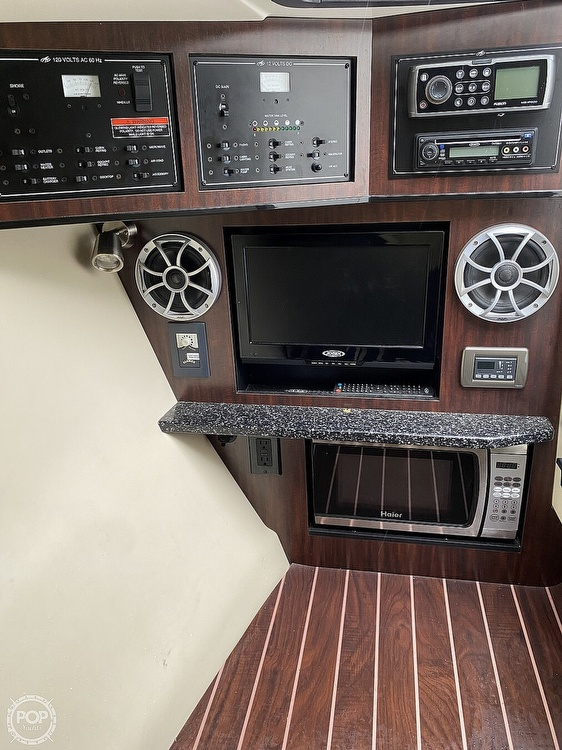 2013 Monterey boat for sale, model of the boat is 328 SS & Image # 6 of 40