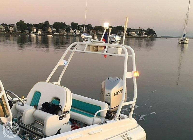 2005 Zodiac boat for sale, model of the boat is Eclipse 17 & Image # 2 of 40