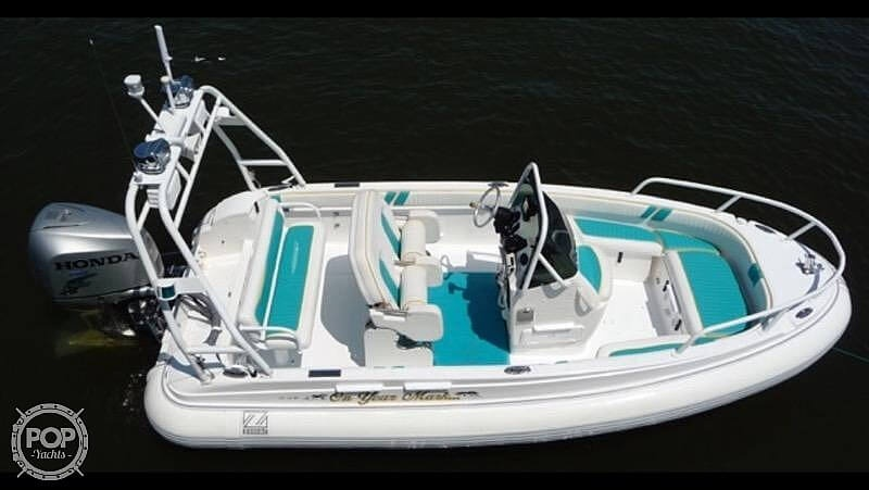 2005 Zodiac boat for sale, model of the boat is Eclipse 17 & Image # 6 of 16
