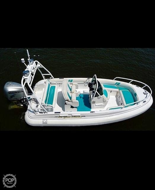 2005 Zodiac boat for sale, model of the boat is Eclipse 17 & Image # 13 of 40