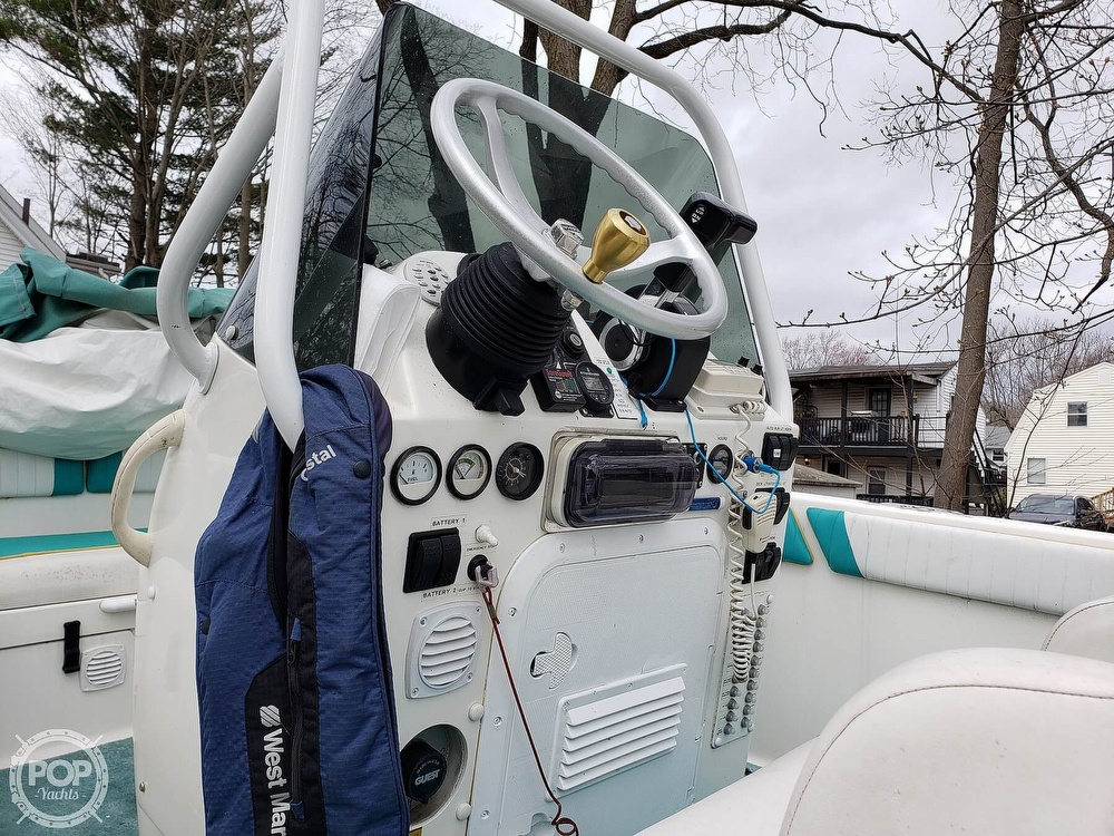 2005 Zodiac boat for sale, model of the boat is Eclipse 17 & Image # 33 of 40