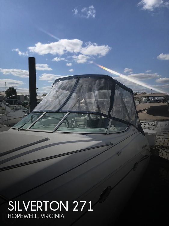 1996 SILVERTON 271 EXPRESS for sale