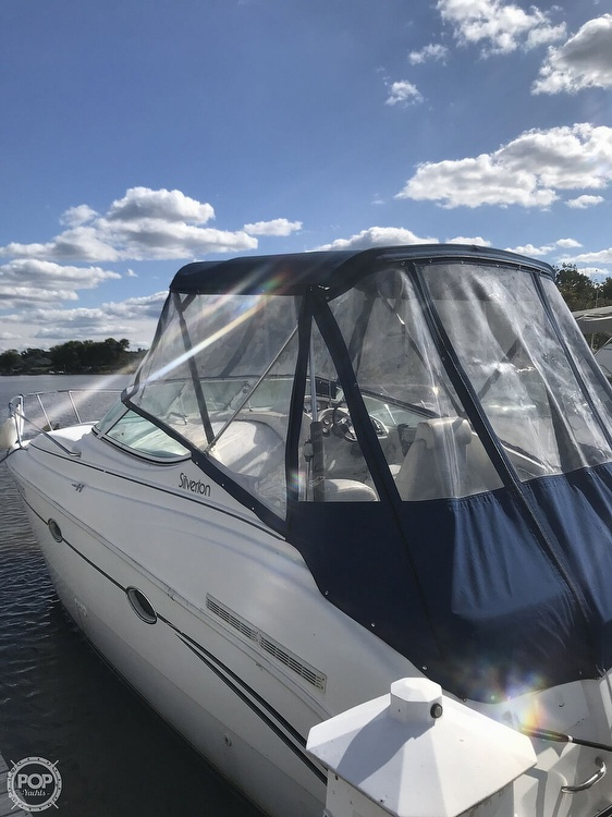 1996 Silverton boat for sale, model of the boat is 271 Express & Image # 2 of 41
