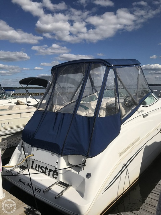 1996 Silverton boat for sale, model of the boat is 271 Express & Image # 3 of 41