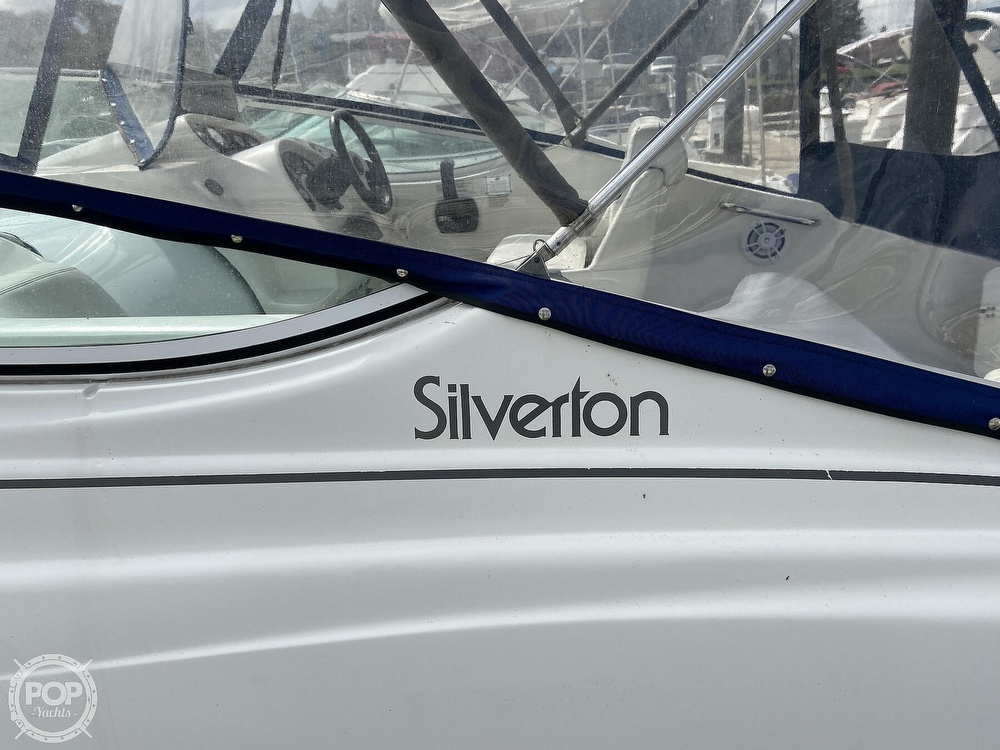1996 Silverton boat for sale, model of the boat is 271 Express & Image # 21 of 40