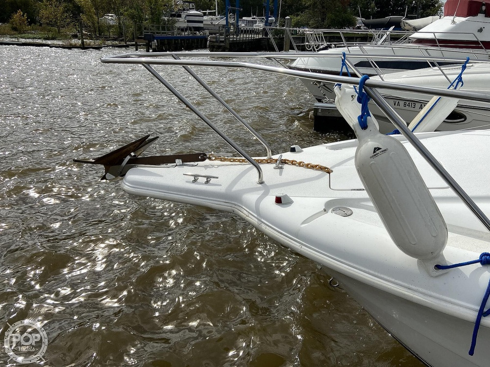 1996 Silverton boat for sale, model of the boat is 271 Express & Image # 24 of 40