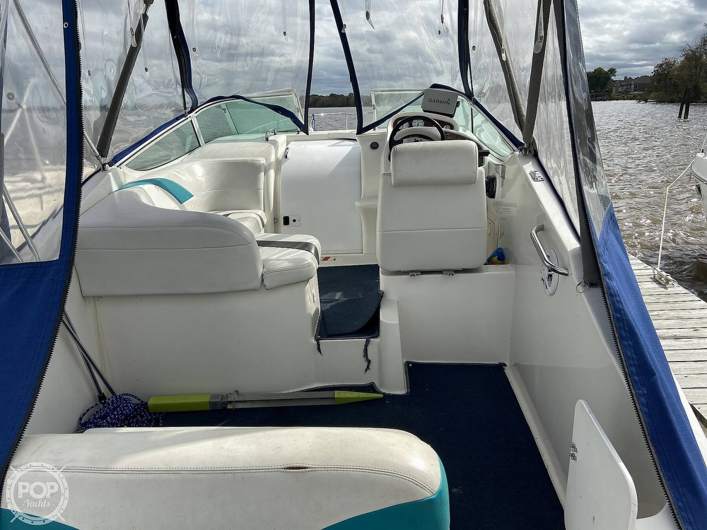 1996 Silverton boat for sale, model of the boat is 271 Express & Image # 28 of 40