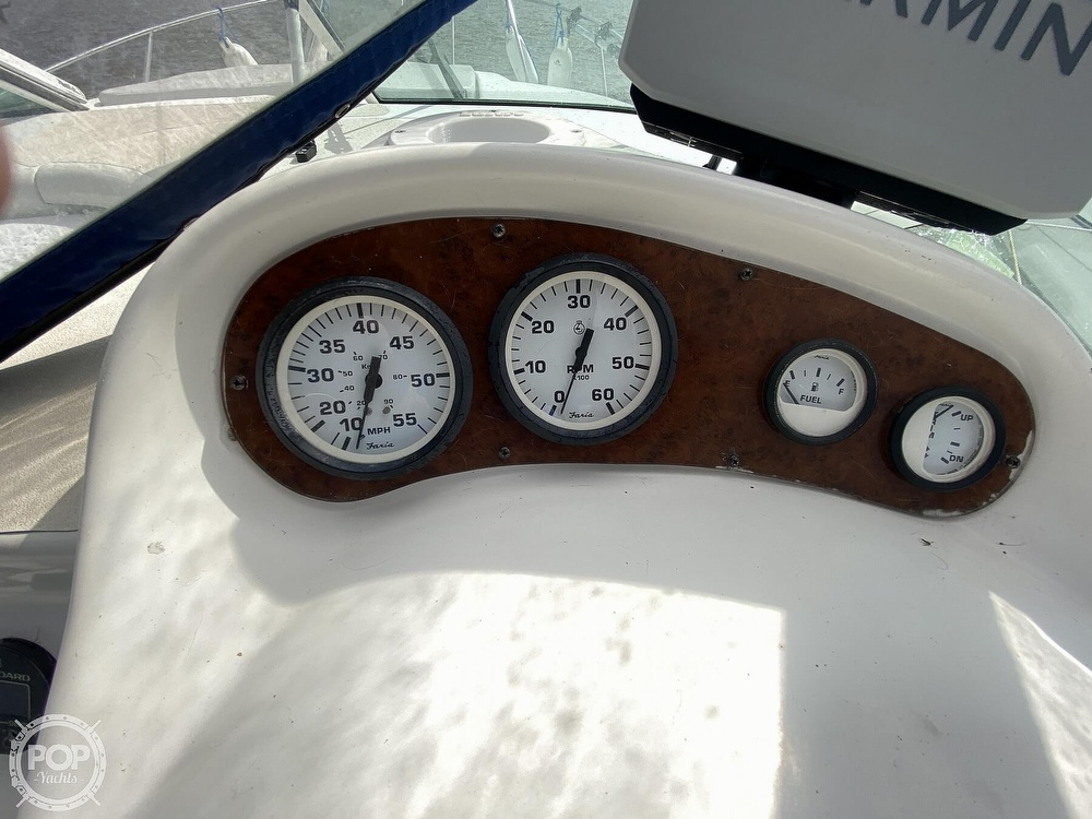 1996 Silverton boat for sale, model of the boat is 271 Express & Image # 36 of 40