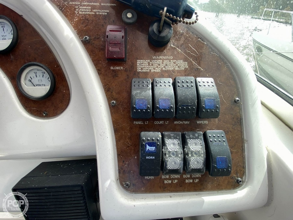 1996 Silverton boat for sale, model of the boat is 271 Express & Image # 37 of 40