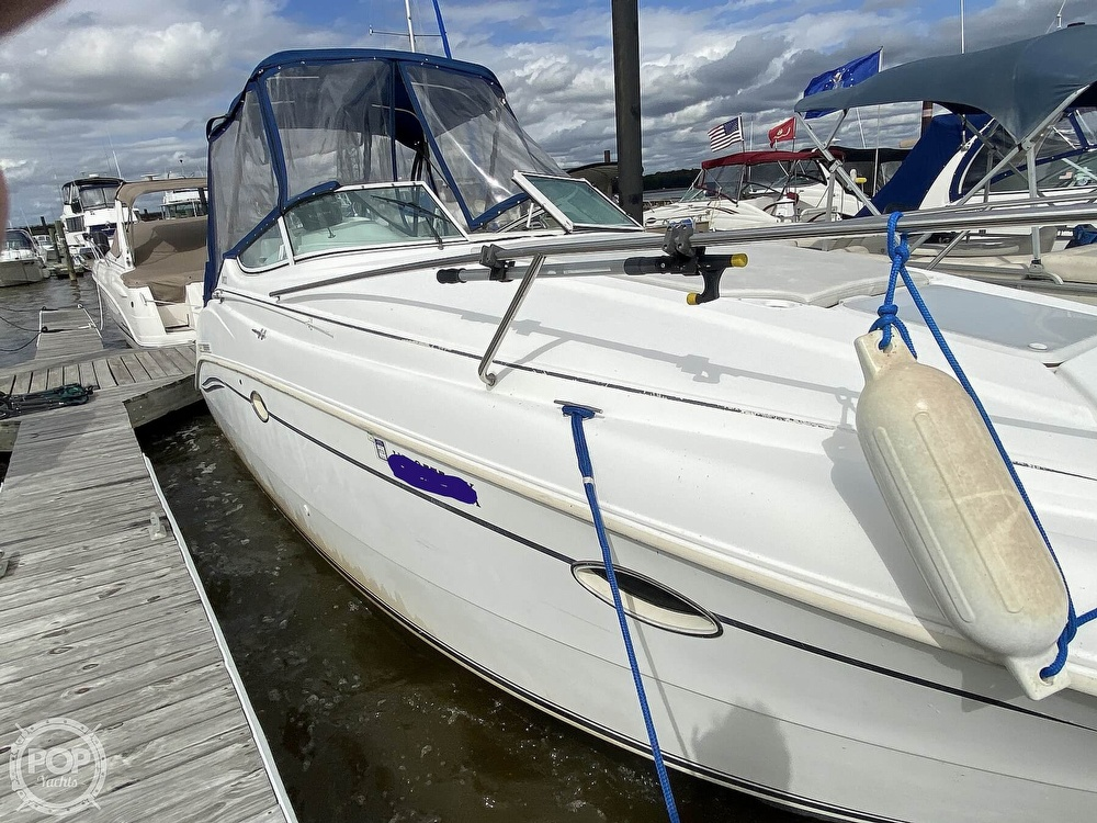 1996 Silverton boat for sale, model of the boat is 271 Express & Image # 4 of 40