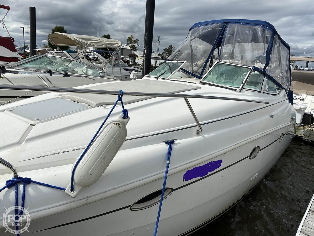 1996 Silverton boat for sale, model of the boat is 271 Express & Image # 2 of 40