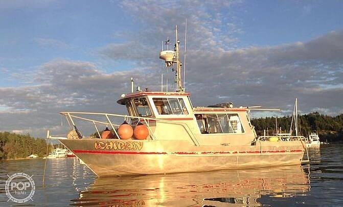 1988 Workboats Northwest boat for sale, model of the boat is 29 & Image # 3 of 40