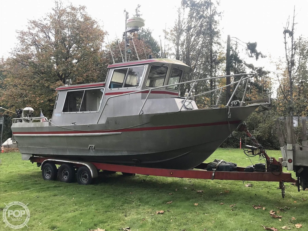 1988 Workboats Northwest boat for sale, model of the boat is 29 & Image # 2 of 40