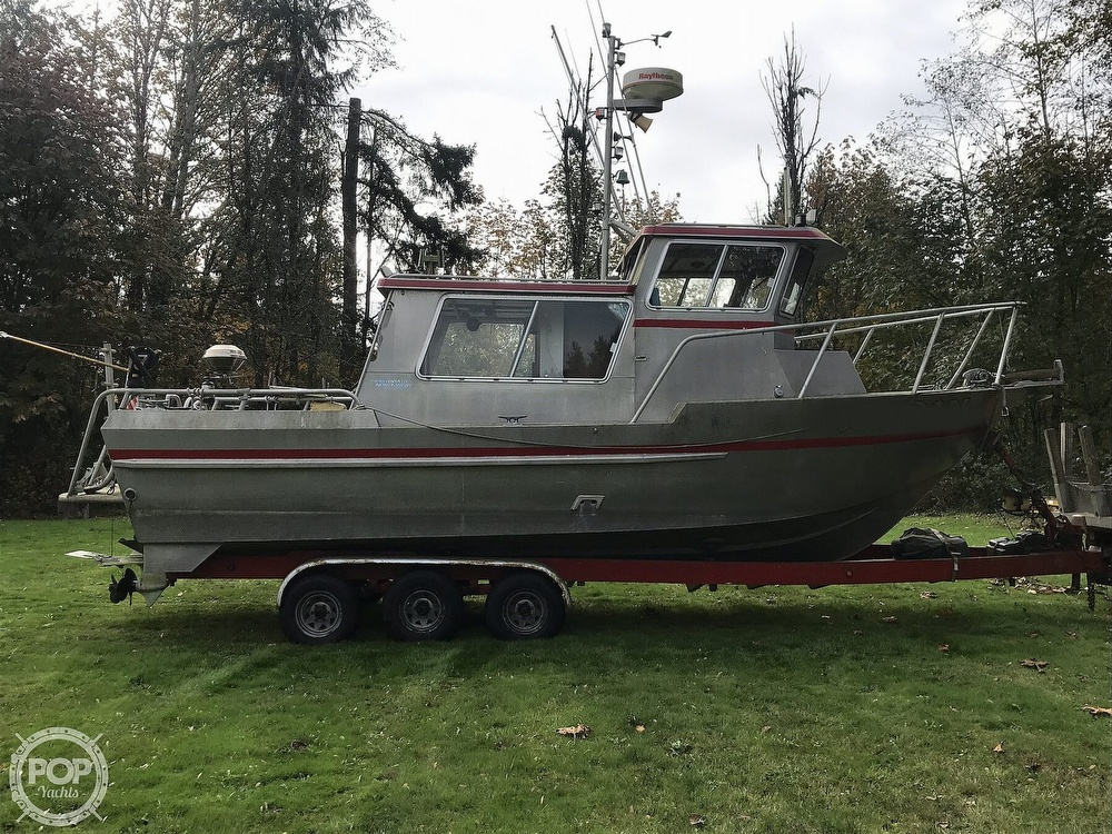 1988 Workboats Northwest boat for sale, model of the boat is 29 & Image # 12 of 40