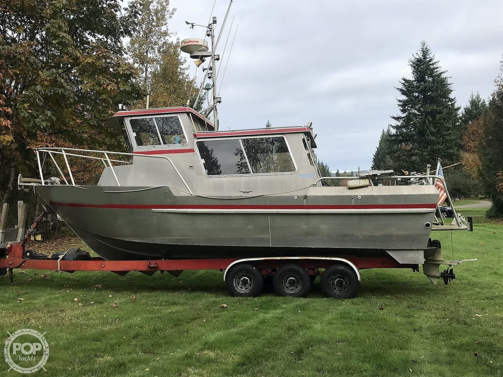 1988 Workboats Northwest boat for sale, model of the boat is 29 & Image # 4 of 40