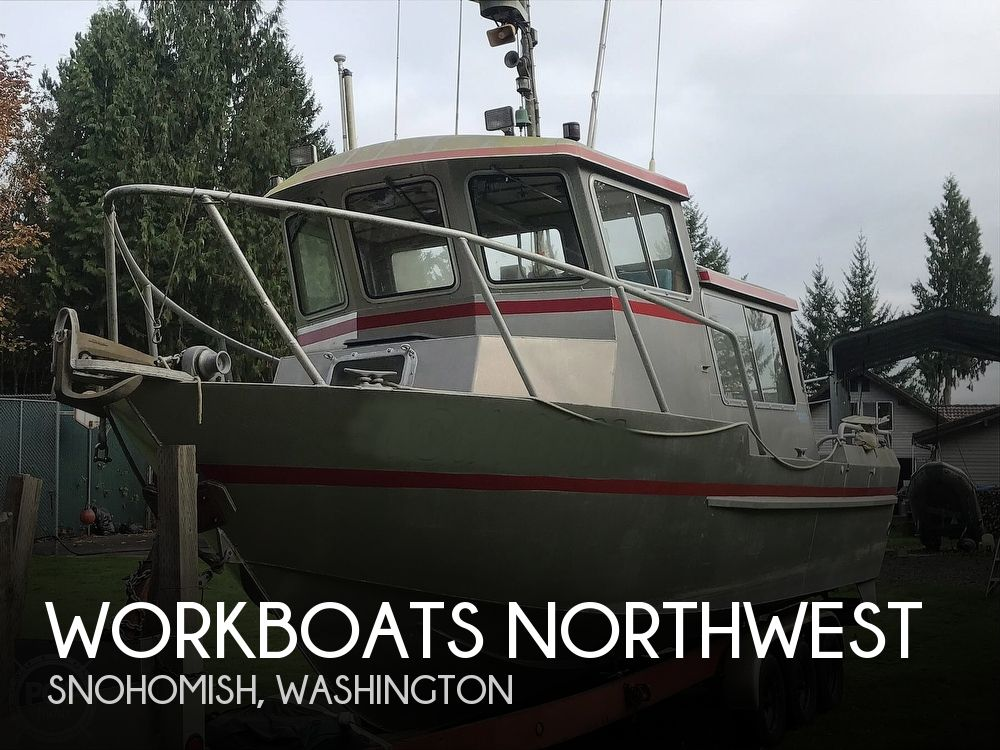 1988 Workboats Northwest boat for sale, model of the boat is 29 & Image # 1 of 40