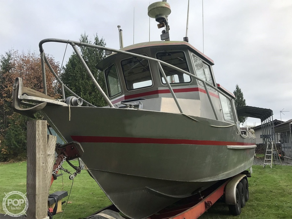 1988 Workboats Northwest boat for sale, model of the boat is 29 & Image # 14 of 40