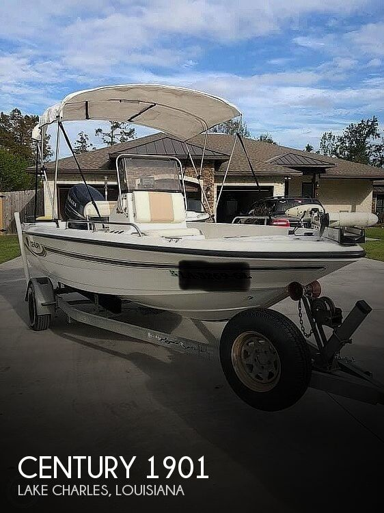 2004 Century boat for sale, model of the boat is 1901 & Image # 1 of 41