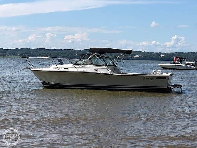 1988 Rampage boat for sale, model of the boat is 24 Express & Image # 7 of 40