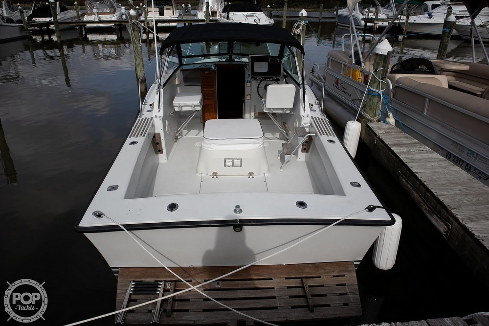 1988 Rampage boat for sale, model of the boat is 24 Express & Image # 8 of 40